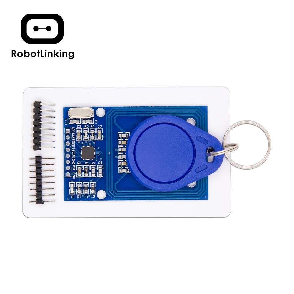 ID-модуль 13,56 МГц/125 кГц для Arduino Kit, считы