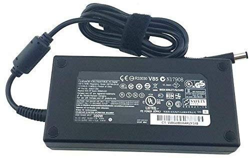 Huiyuan para adaptador de CA de 19,5 V 10.3A para cargador de ordenador portátil HP Elite 8570w 608431-002 609945-001 644698-002 HSTNN-CA16 HSTNN-CA24