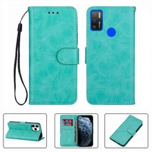 For Tecno Spark 5 Air  Spark5 5Air  KD6a Wallet Case High Quality Embossing Flip Leather Shell Phone