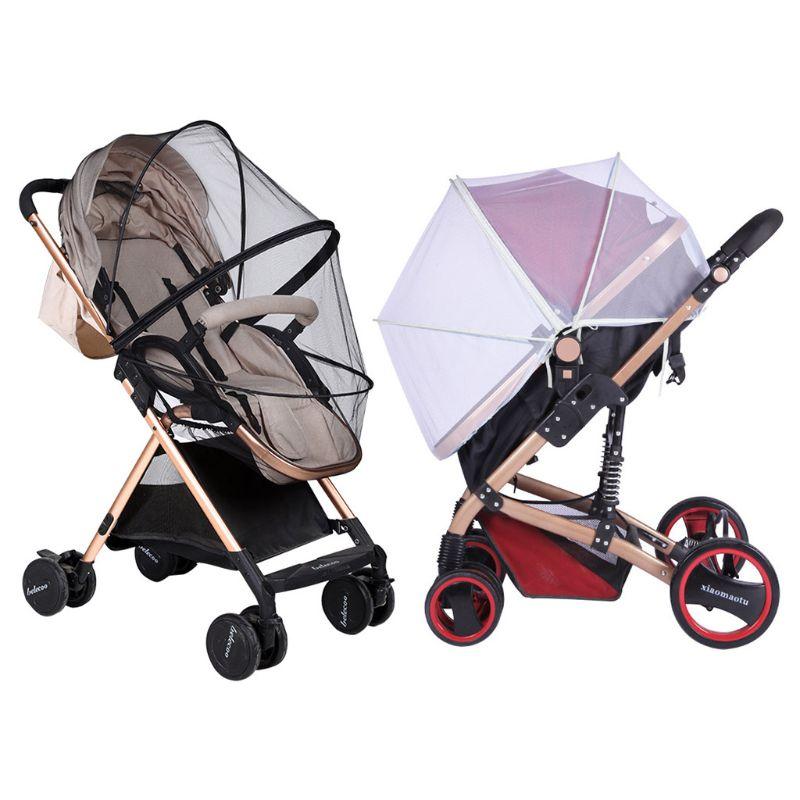 Safe Children Crib Mosquito Net Baby Pushchair Bug Netting Stroller Accessories