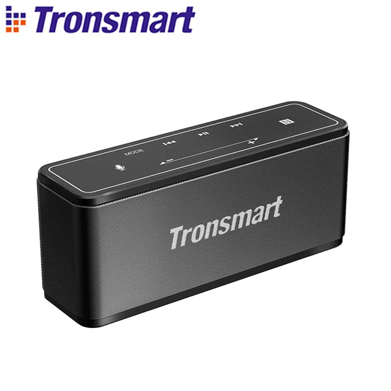 [Latest Edition]Tronsmart Mega Wireless Speaker 40W TWS Speaker Bluetooth Soundbar Portable Speaker Music Speaker,NFC