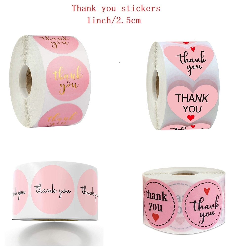 pegatinas-de-agradecimiento-rosa-para-etiquetas-imprimibles-papel-de-regalo-de-1-pulgada-papeleria-propuesta-de-fiesta-de-cumpleanos