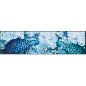 """Special Shaped Diamond Painting """"Peacock Butterfly""""Animal,Diamond Embroidery,Full,DIY,Diamond Mosaic,Diamant Picture 180*56cm"""