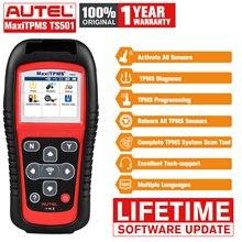 Autel TS501 давления воздуха в шинах шин Давление датчики активируются и инструмент для декодирования как TS508 TS601