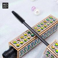 charm eyes slender mascara shinny colorful diamond mascara curling lengthening thick eyelash waterproof fast dry long lasting