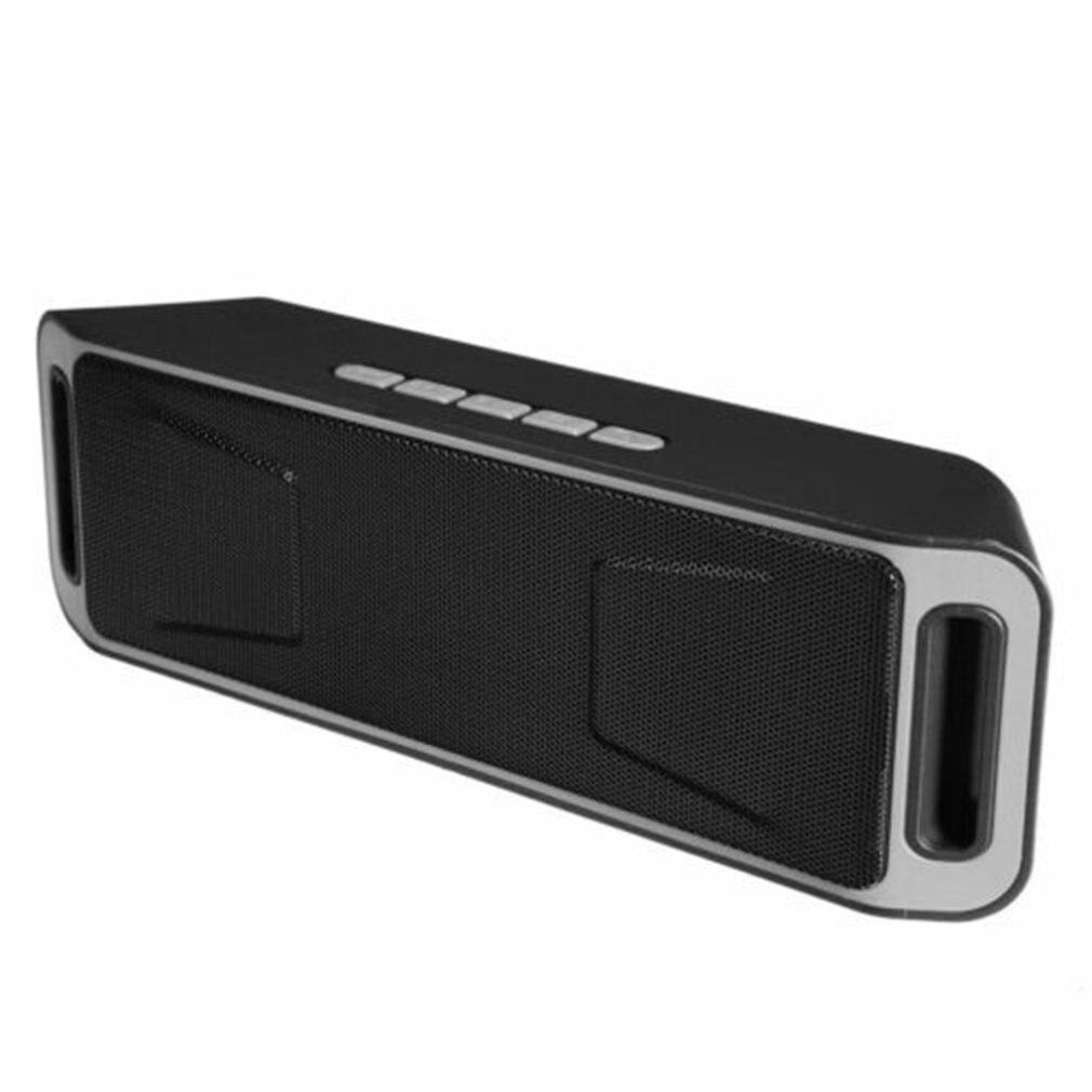 Altavoz subwoofer dual para exteriores, altavoz estéreo inalámbrico, a prueba de agua, con función de llamada de voz, USB/TF/AUX FM