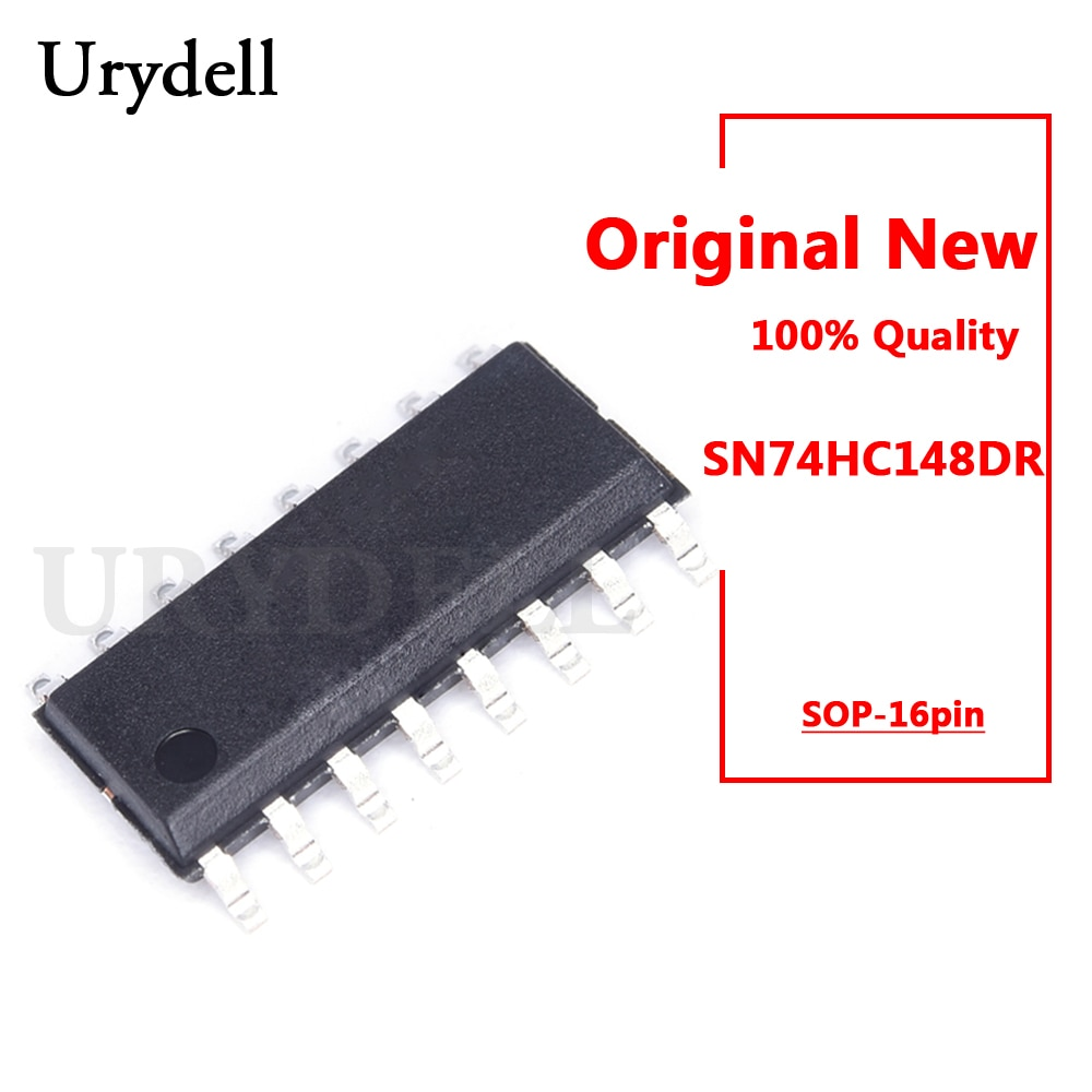 5pcs SN74HC148DR 74HC148 SOP-16pin Novo e Original