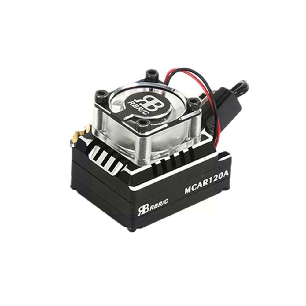 RC 1/10 Brushless Sensored ESC Brushless Sensored Speed Controller Brushless ESC For 1/10 RC Car Toy Spare Part F2R7 enlarge