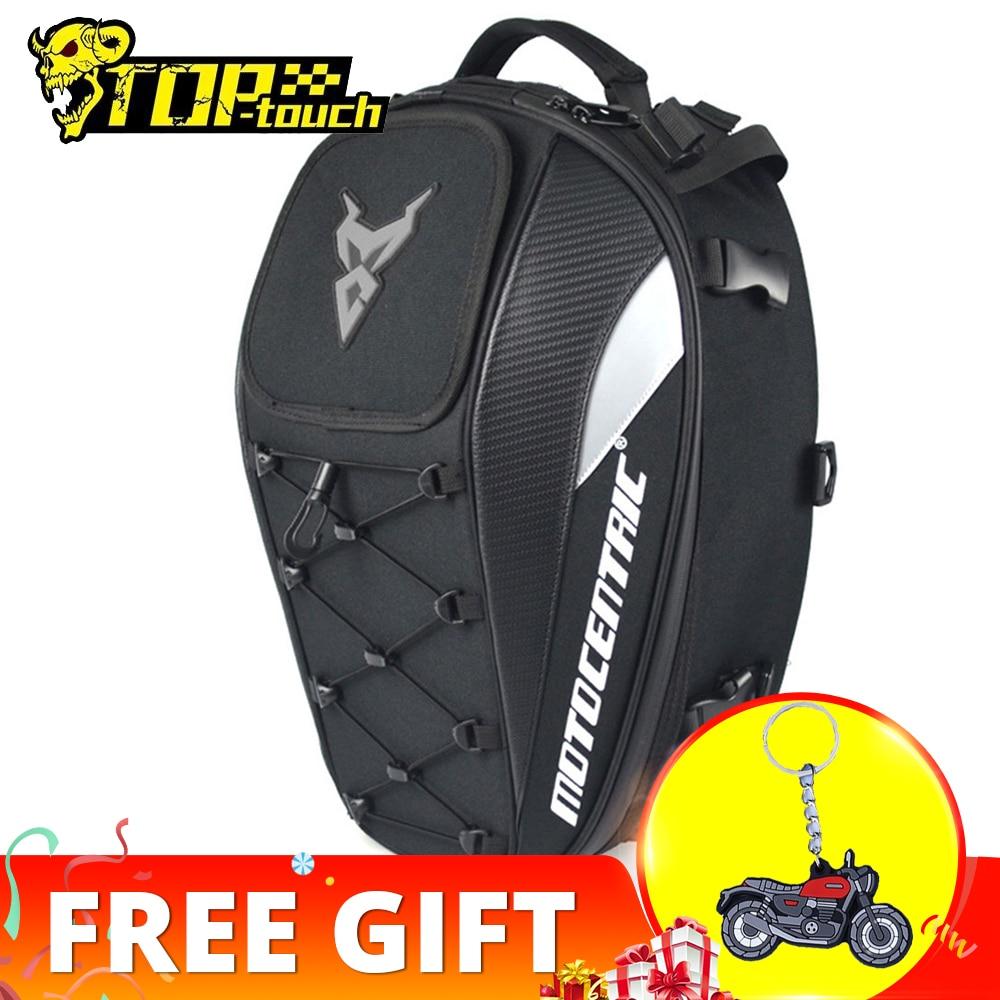MOTOCENTRIC Waterproof Motorcycle Bag Multi-functional Mochila Moto Motorcycle Tank Bag Motorcycle Backpack Moto Bags 4 Colour