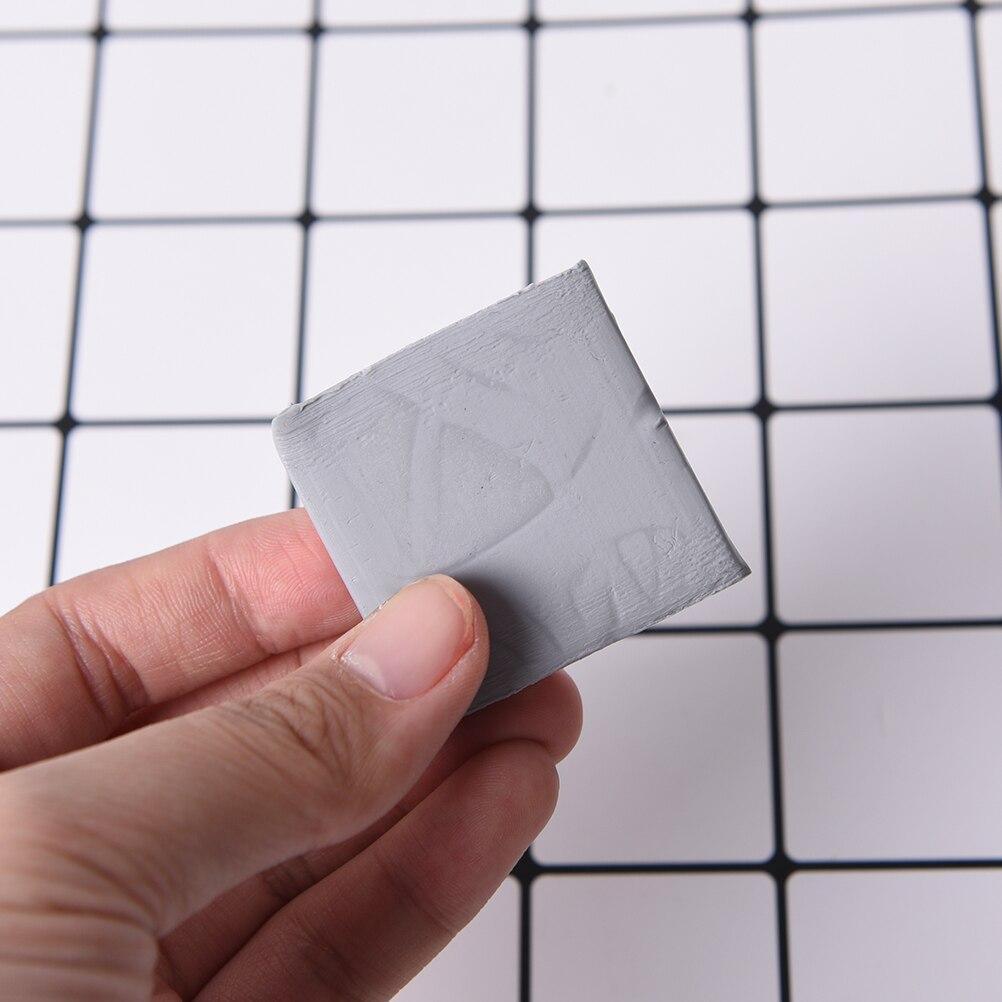 1 Uds., goma de plasticidad, goma suave, toallita, realce, goma amasada para el diseño de la pintura artística, Sketch, plastilina para dibujo, papelería