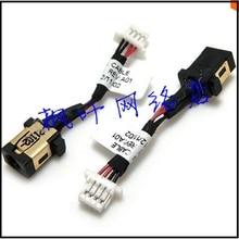 Cable conector de CC para ordenador portátil Cable de carga de alimentación de CC para Acer Aspire S7 S7-191 S7-393