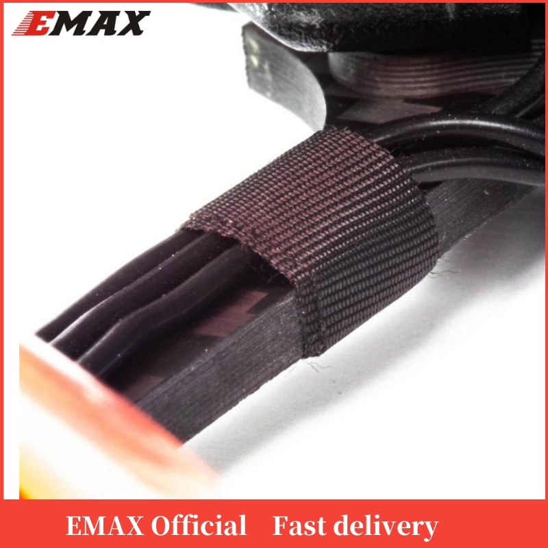 Gift EMAX Fabric 8mm Wide Adhesive Tape for Fpv Racing Drone Babyhawk R 3 Inch