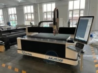 affordable fiber metal sheet plate laser cutter 1kw 15kw 2kw au3tech contoller laser cutting machine fiber laser 3kw