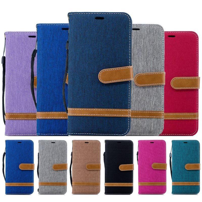 Fundas para teléfono para iphone 11 Pro Max SE 2020 vaca Boy Flip Case para apple X Xs X Xr 6S 6 7 8 Plus 5 5S Color cubierta cartera Capa D07Z