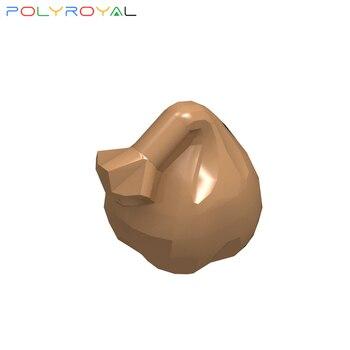 Building Blocks parts Santa claus cloth bag gift bag 6006754 1 PCS MOC Compatible With brands toys for children 10169