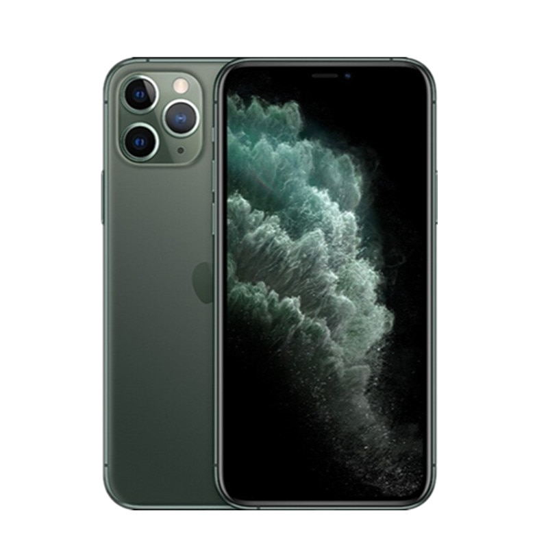 Original Apple iPhone 11 Pro A13 Bionic Chip 5.8inches Super Retina XDR Display Triple 12MP Ultra Wide Rear Camera Smartphones enlarge