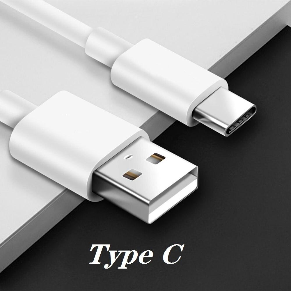 Cable de datos de carga rápida 2A, Cable de carga USB tipo...