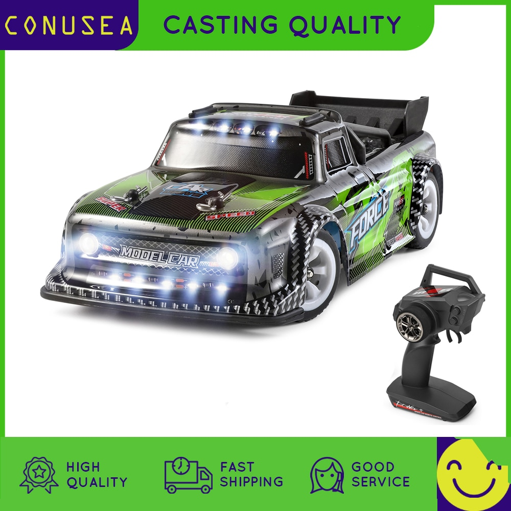 2021 Wltoys 284131 2.4G Rc Car Drift Racing Car High Speed 30 Km/h Metal Chassis 4Wd Electric Off-Road Remote Control vehicle