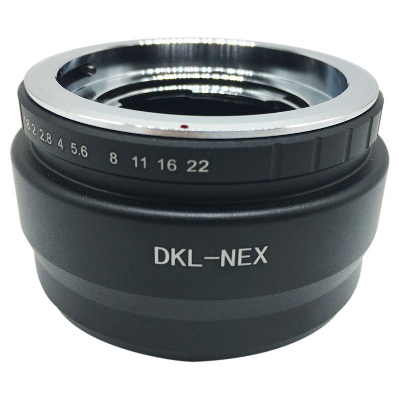 Hot 3C-Adapter For Retina Dkl Voigtlander Deckel Lens To Sony E Nex A7 2 Camera
