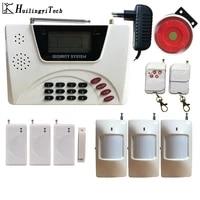 Systeme dalarme de securite domestique Gsm Sms  livraison gratuite  detecteurs sans fil  Kits de bricolage