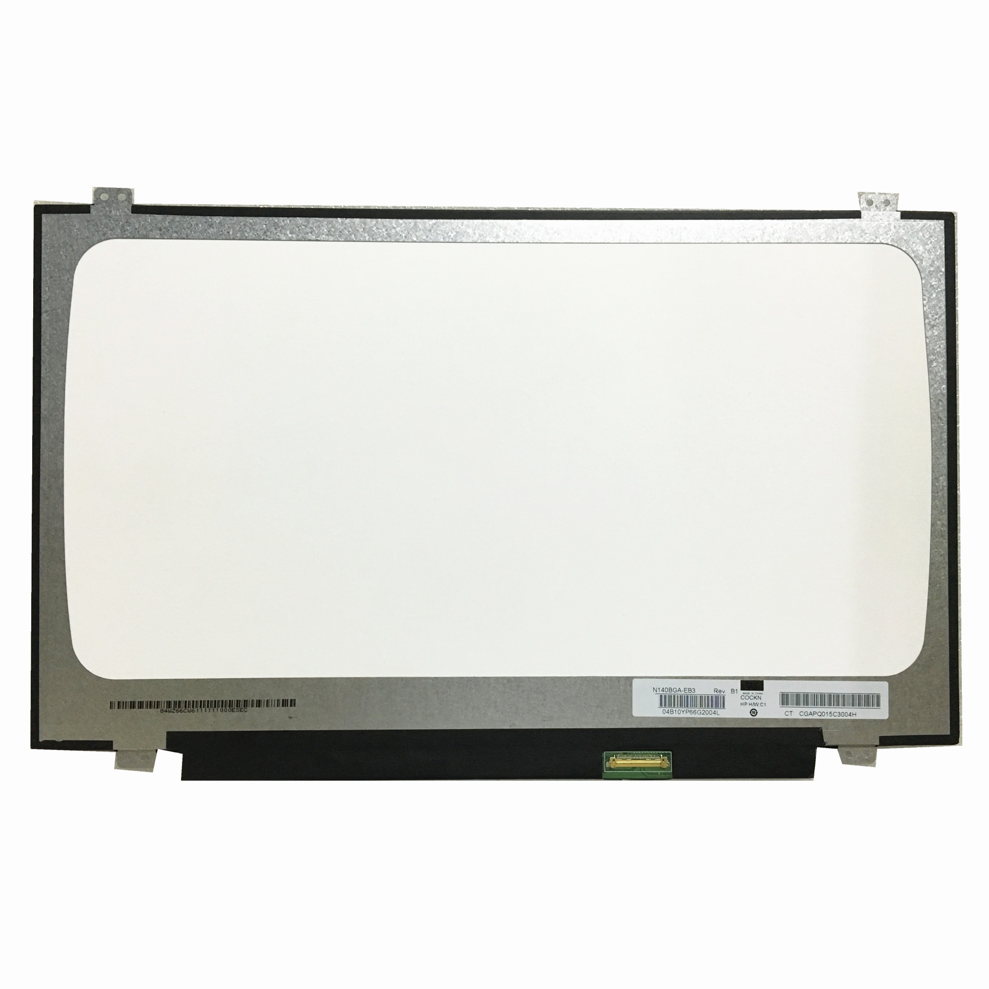 Envío Gratis N140BGA-EB3 N140BGA EB3 EB4 apto para HP 14-BW053AU pantalla Lcd de ordenador portátil 1366*768 EDP 30 pines