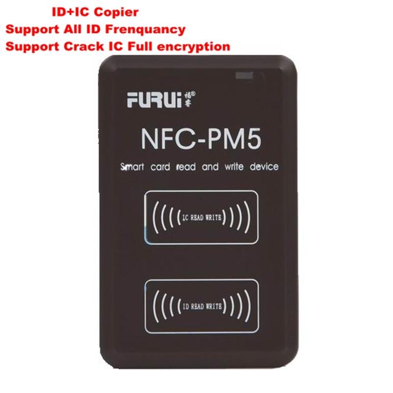 NFC-PM5 рчид NFC копировальный аппарат, IC идентификационный считыватель, копировальный аппарат, английская версия, функция полного декодирован...