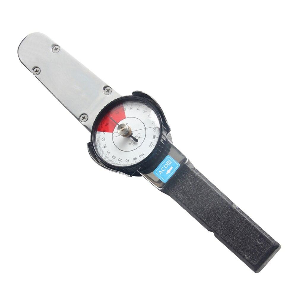 0-100n.m الصلب الرقمية متري Torquemeter أدوات يدوية مؤشر الاتصال مفتاح العزم سبائك الصلب المهنية مكافحة الصدأ مؤشر