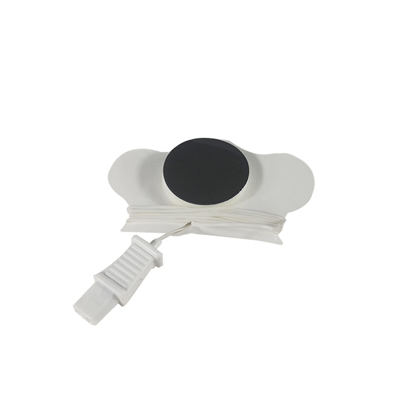 Disposable Medical Temperature Probe 4499 Skin Surface Probe Temperature Sensor Rectangle 2 Pin for YSI 400 Series Monitor