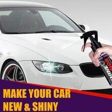 Автомобильный Nano Керамика покрытие полировка опрыскивающий воск для 120 мл блеск Броня Керамика Автомойка укрепить быстрая пальто польский и герметик спрей