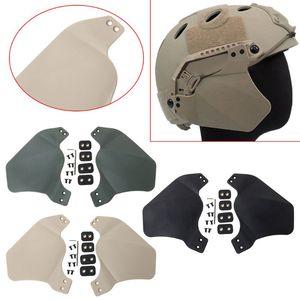 Боковая крышка для шлема IBH MICH 2000 ACH, совместима с защитной перегородкой для страйкбола, охоты