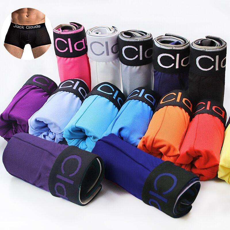 wholesale 10pcs/lot Boxershorts Men Underwear Boxers Men's Clothing Male Shorts Modal ondergo Man Pa