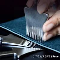 punching metal leather stitching tool leather craft tool hole cutter handmade diy tool3 383 852 73 0mm 2510 teeth