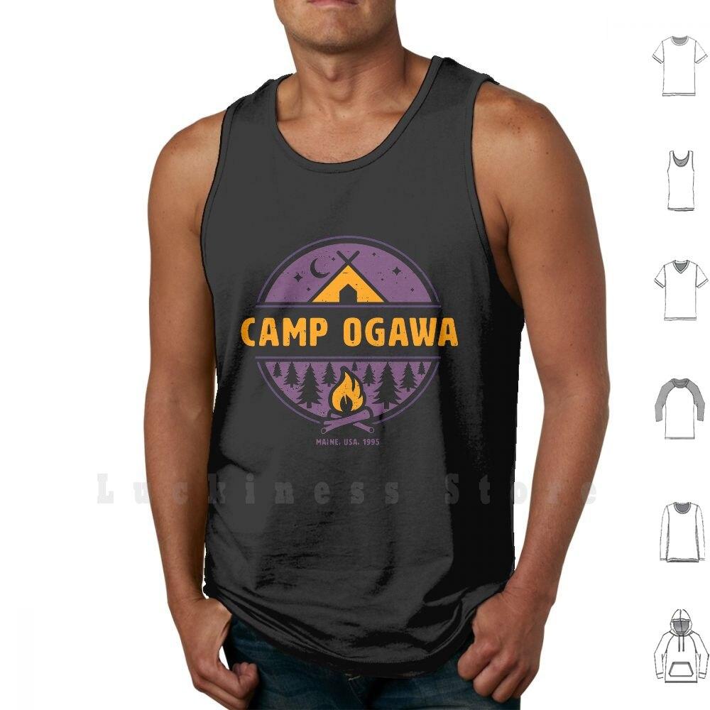 Camiseta sin mangas de campo Ogawa (Hd-Wear) (Roufxis), chaleco sin mangas de...