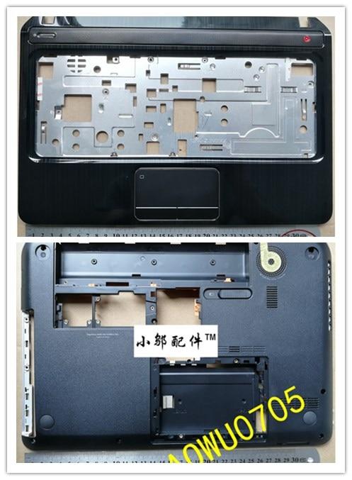 جديد محمول الغطاء العلوي للقضية palmrest/غطاء سفلي ل HP DV4-5A00TX 5A01TX 5A02TX 5A03TX 5A04TX