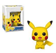 POP nouveau dessin animé japonais mignon Pikachu vinyle figurine brinquedos Collection modèle jouets pour enfants cadeau danniversaire