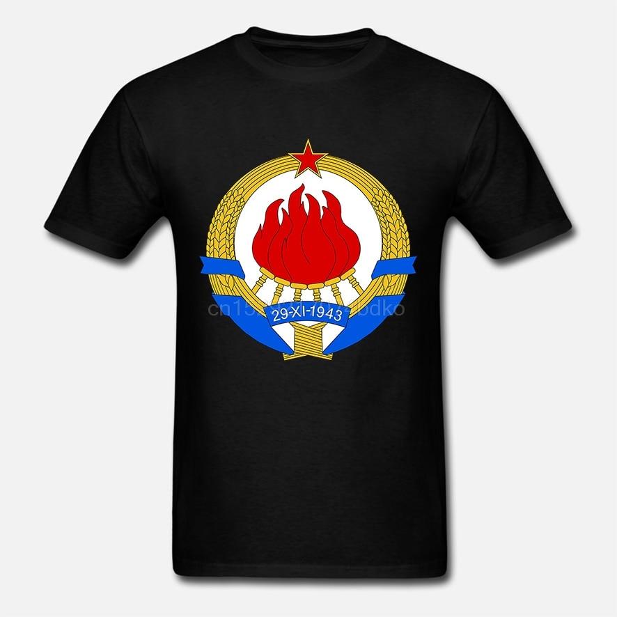 Camiseta de manga corta para hombre, camiseta de mujer Unisex con emblema de la República Popular de China