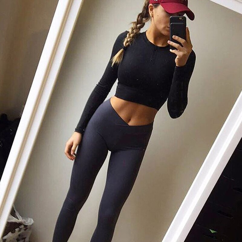 Fitness Leggings Frauen Workout Push-Up-Leggings Casual Push-Up-Leggings Atmungs Schlank Leggings Frauen