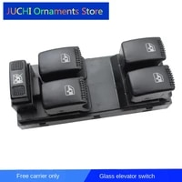 applicable to geely free ship ck1 ck2 ck3 glass lifter switch assembly left front door window electric button sc3