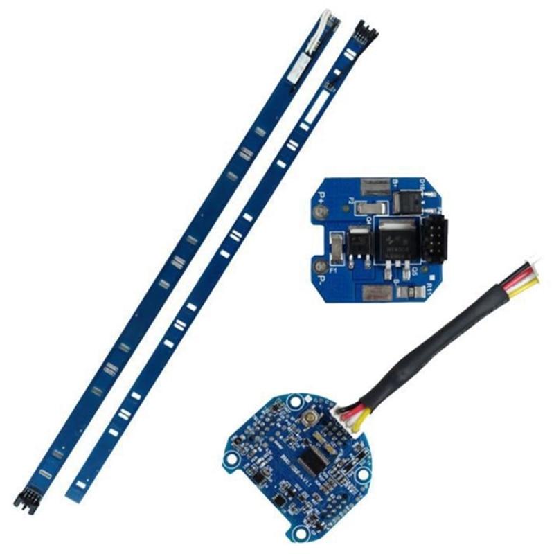 Battery BMS for Ninebot Scooter ES1 ES2 ES3 ES4 36V Lithium Battery Protection Panel Support Communication Es2 Parts