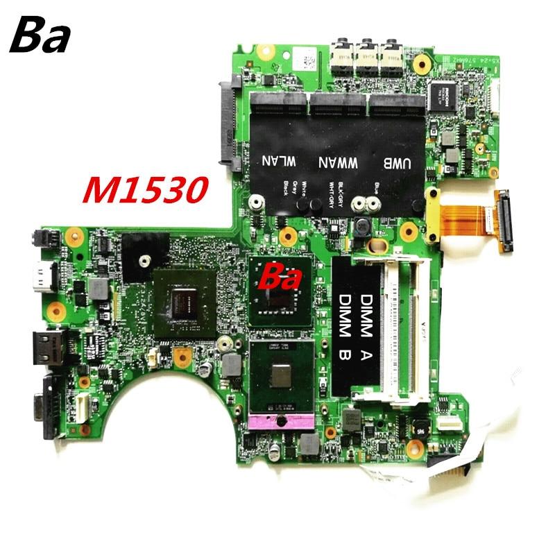 Placa base para portátil Dell XPS M1530, prueba completa sin CPU, gráficos...