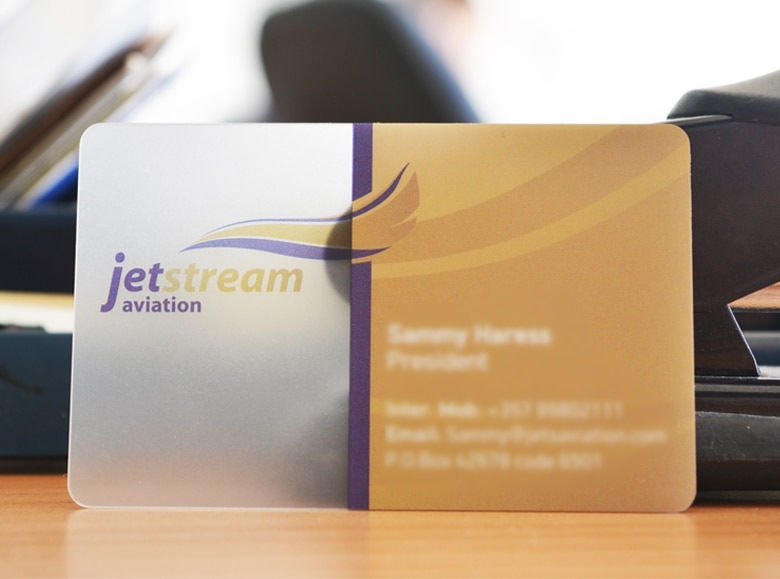 Custom Business Cards Printing Transparent Pvc Plastic Visit Name Card Full Color Frosted Rounded Corners