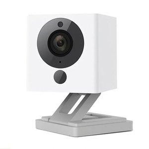 1080P Wireless IP Camera WiFi Smart Camera Motion Smoke Detect Camera Indoor Security Surveillance Carbon Monoxide Alarm Cam