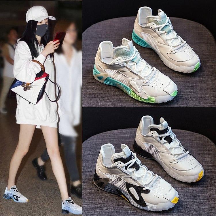 أحذية نسائية غير رسمية ، أحذية ربيعية ، 7 أيام ، ما قبل البيع