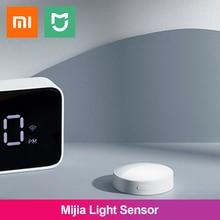 شاومي Mijia الذكية ضوء الاستشعار زيجبي 3.0 كشف الضوء ذكي الربط مقاوم للماء المستخدمة مع الذكية متعددة وضع بوابة التحكم الذكي عن بعد    -