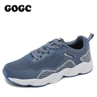 GOGC women shoes Platform Sneakers Women shoes for women Casual Shoes Woman Black Sneakers Ladies Flats Shoes tennis shoes G6502
