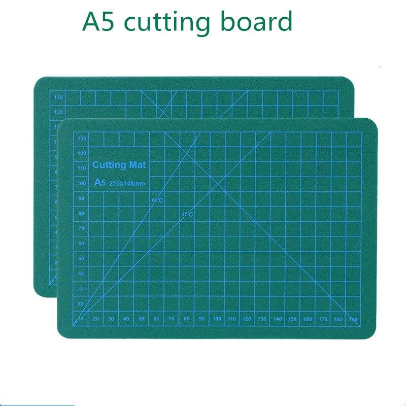 A5 podkładka do cięcia samoleczenie kowadło płyta łączenie pad cięcia ręczne narzędzie do cięcia DIY samo uzdrowienie siatki