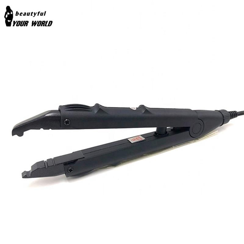 Loof المهنية متغير قابل للتعديل الشعر موصل آلة عالية التحكم في درجة الحرارة الحرارة الحديد أدوات صغيرة الذكية الشعر التمديد