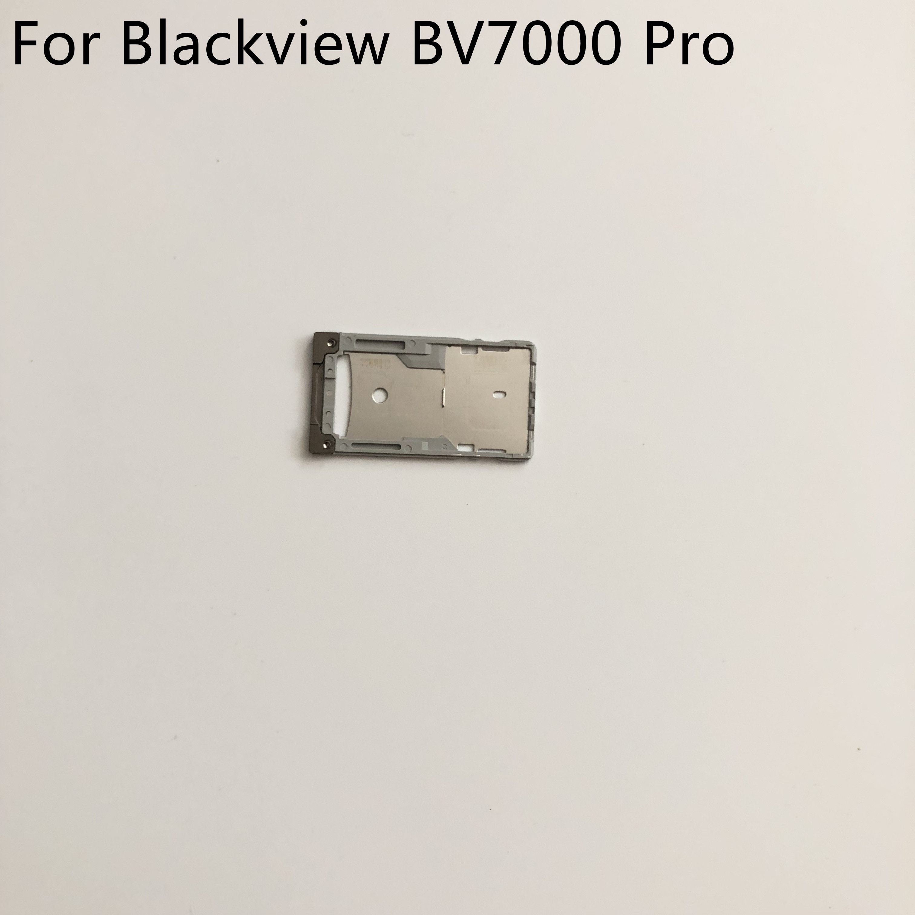 Фото - New Sim Card Holder Tray Card Slot For Blackview BV7000 Pro MTK6750 Octa Core 5.0 inch 1920x1080 +tracking number new sim card holder tray card slot replacement for oukitel k6000 plus mtk6750t octa core 5 5 fhd 1920x1080