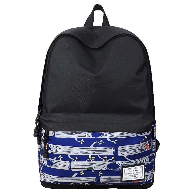 Original Women's Backpack Canvas School Bag for Teenage Girl Durable Student Bookbag Large Travel Laptop Daypack Bagpack Mochila corduroy women backpack bookbag laptop daypack college travel school shoulder bag for teenage girl f42a