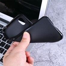 Luxury Silicone Case for ZTE Blade A530 L8 A521 A330 L7 A320 A606 A6 Lite A512 Z10 A506 A310 A462 Cases Soft Black TPU Cover